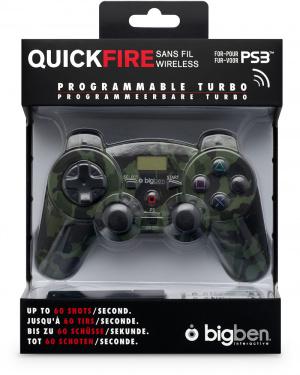 Tirez plus vite avec le pad Quickfire de Bigben