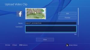 PS4 : L'interface utilisateur en images
