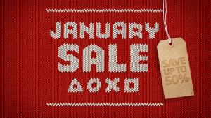 PSN : D'énormes soldes en janvier