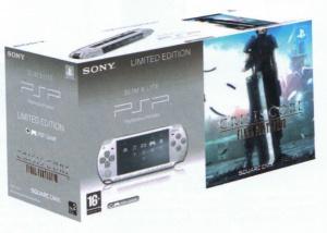 La PSP collector Final Fantasy Crisis Core en France