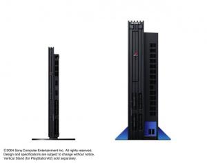 La PS2 en cure d'amaigrissement