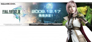 FF XIII : la date de sortie japonaise ?