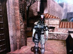 Raiden (MGS) dans Assassin's Creed Brotherhood ?