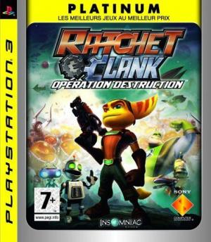 Lancement de la gamme Platinum sur PS3