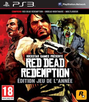 Red Dead Redemption, l'édition Jeu de l'Année est là
