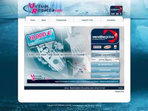 Participez au Vendée Globe de chez vous avec Virtual Regatta