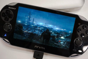 MGS 5 : Le remote-play Vita en images