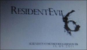 Resident Evil 6 dévoilé au prochain TGS ?...