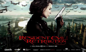 Concours Resident Evil Retribution
