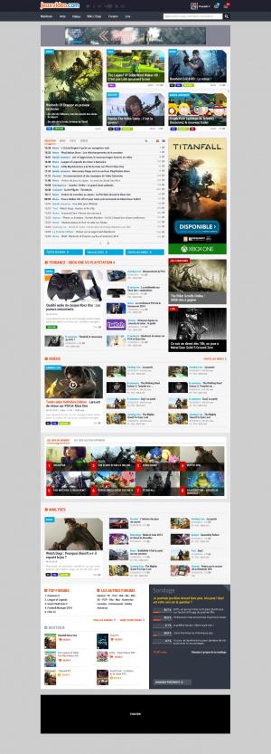Le nouveau jeuxvideo.com arrive bientôt