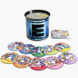 La B.O. ultra collector de Mega Man !