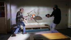RoomAlive : La réalité augmentée dans votre salon par Microsoft