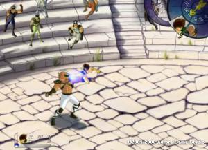 Saint Seiya RPG : nouvelles vidéos