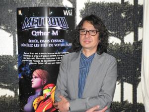 Entretien avec Yoshio Sakamoto (Metroid : Other M)