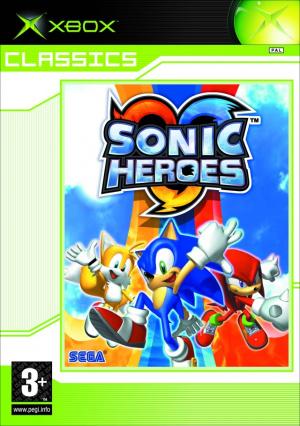 Sonic Heroes roule vers la gamme Budget