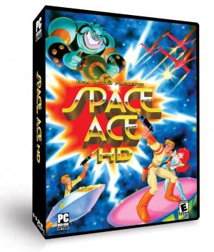 Space Ace revient en HD