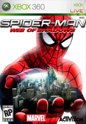 Votez pour la jaquette de Spider-Man : Web of Shadows