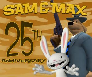Sam et Max fêtent leurs 25 ans en promos