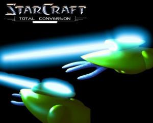 Starcraft Total Conversion