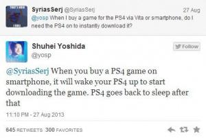 PS4 - Xbox One : Télécharger à distance sera possible