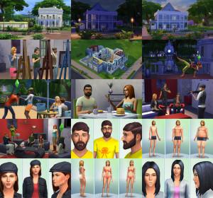 Sims 4 : Des infos et des images