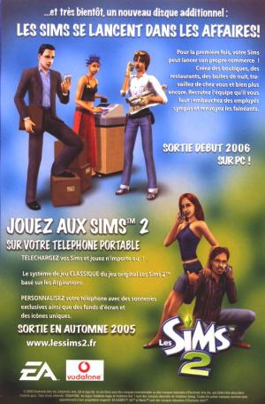 Les Sims au travail