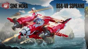 Construisez les vaisseaux de Sine Mora en LEGO