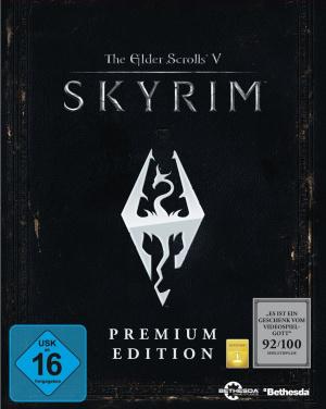 Skyrim en édition Premium
