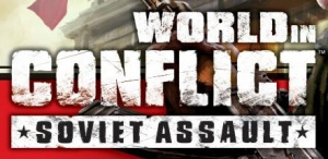 World in Conflict voit rouge