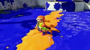 E3 2014 : Splatoon, du multi en ligne sur Wii U