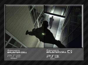 Images Comparatives de Splinter Cell Trilogy
