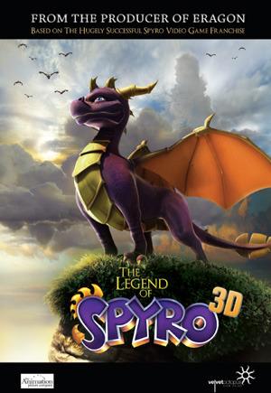 Spyro grandit au cinéma