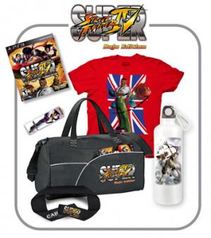 La Dojo Edition de Super Street Fighter IV
