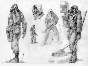 Les créateurs de S.T.A.L.K.E.R. menacent ceux de Areal