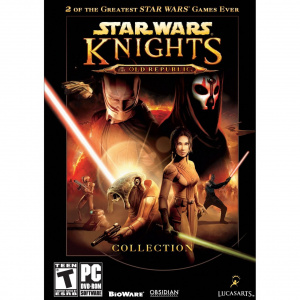 Vers une compilation  Star Wars: Knights of the Old Republic?