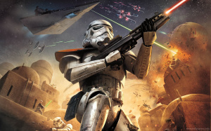 Star Wars : Battlefront pas avant 2015