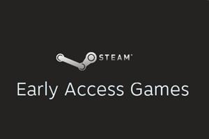 Early access : Seuls 25% des jeux sont finalement sortis