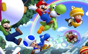 Un marathon Mario ce dimanche