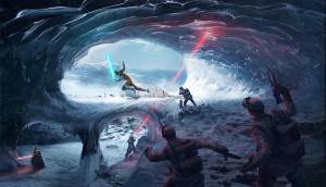 Un autre Star Wars Battlefront annulé