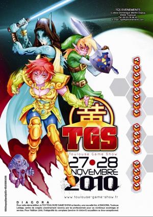 La quatrième édition du Toulouse Game Show datée