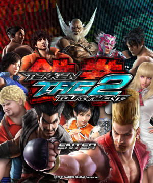 Tekken Tag Tournament 2 / Arcade