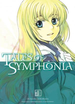 Le manga Tales of Symphonia arrive en France