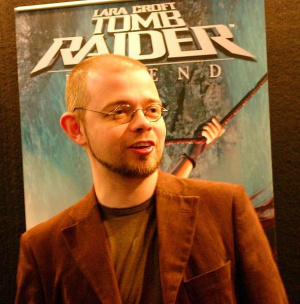 Toby Gard quitte Crystal Dynamics