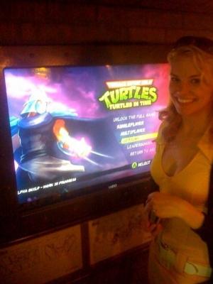 Un remake des Tortues Ninja : Turtles in Time