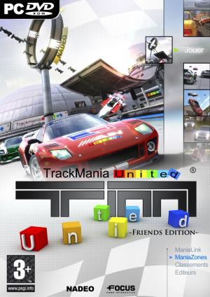 "Trackmania United : Edition ""Friends"""