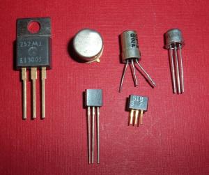 1952 : Le transistor