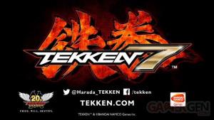 Tekken 7 est annoncé