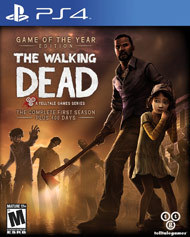 [MAJ] The Walking Dead listé sur PS4 et Xbox One