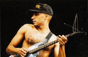 Tom Morello dans Guitar Hero 3