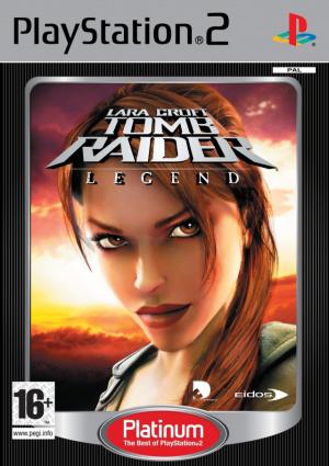 Tomb Raider Legend passe platinum